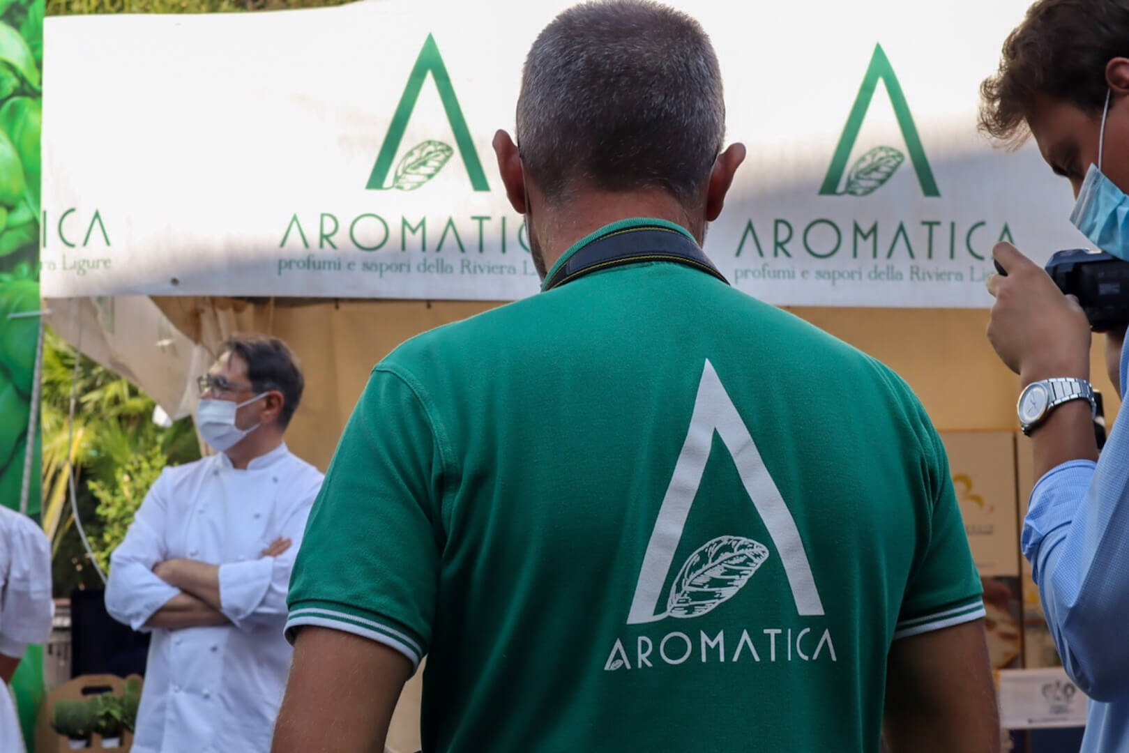 Aromatica 2020 in Diano Marina: among the stands of Ligurian perfumes